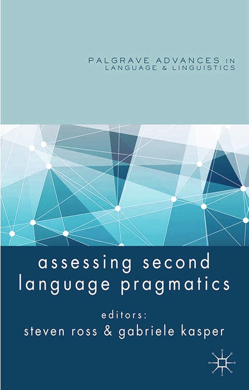 Kasper, Gabriele - Assessing Second Language Pragmatics, ebook