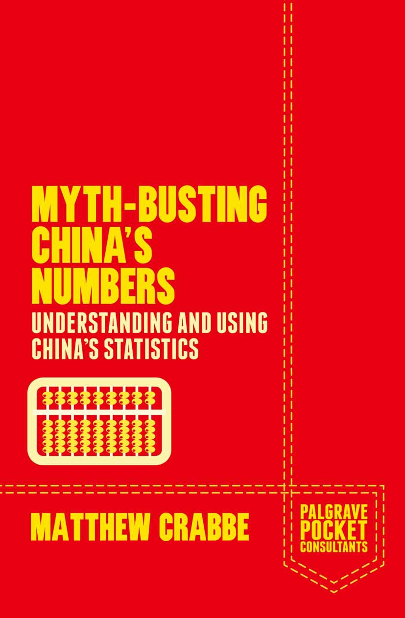 Crabbe, Matthew - Myth-Busting China's Numbers, ebook