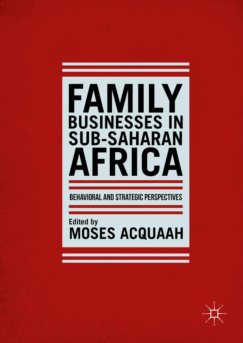 Acquaah, Moses - Family Businesses in Sub-Saharan Africa, ebook