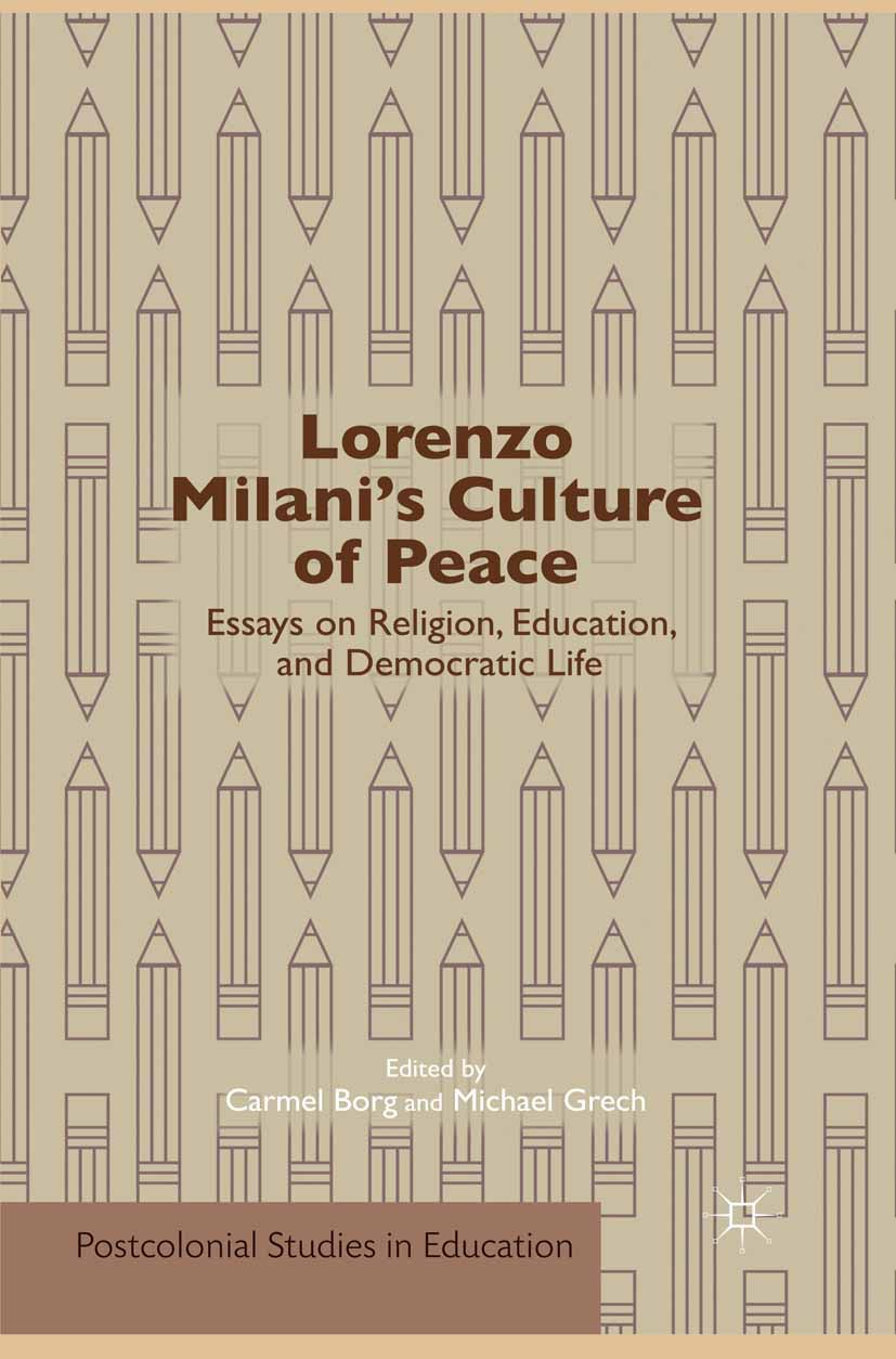 Borg, Carmel - Lorenzo Milani's Culture of Peace, ebook