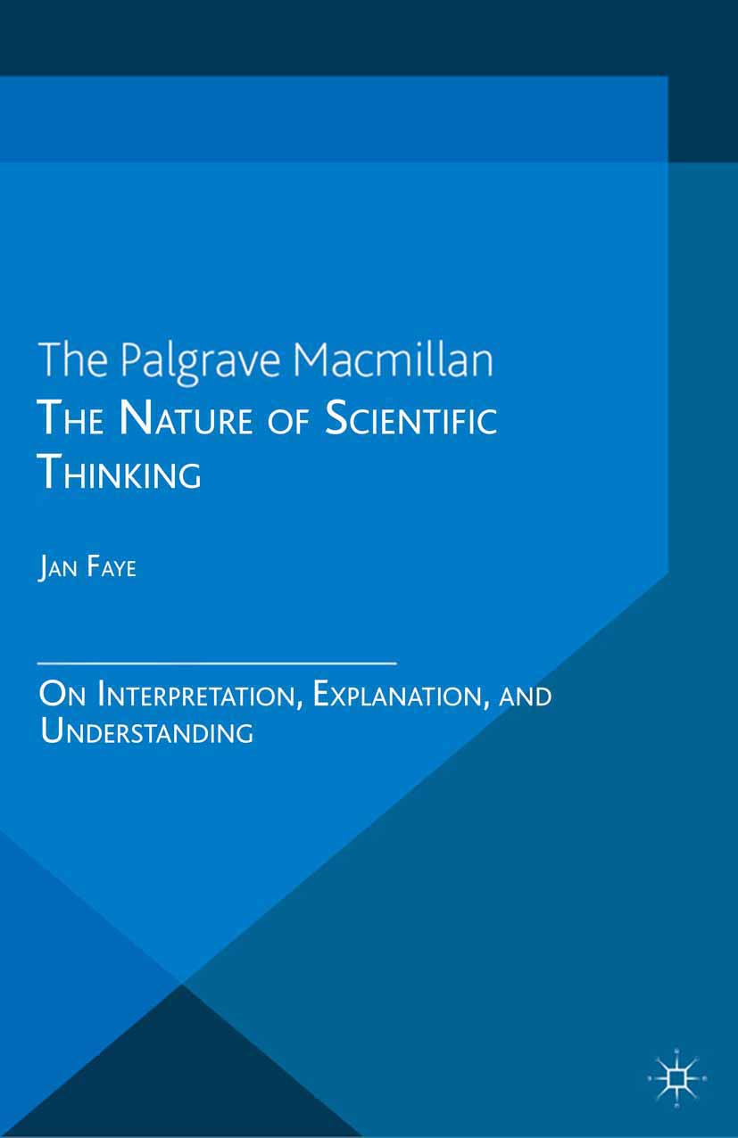 Faye, Jan - The Nature of Scientific Thinking, ebook