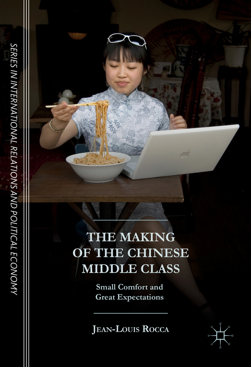 Rocca, Jean-Louis - The Making of the Chinese Middle Class, ebook
