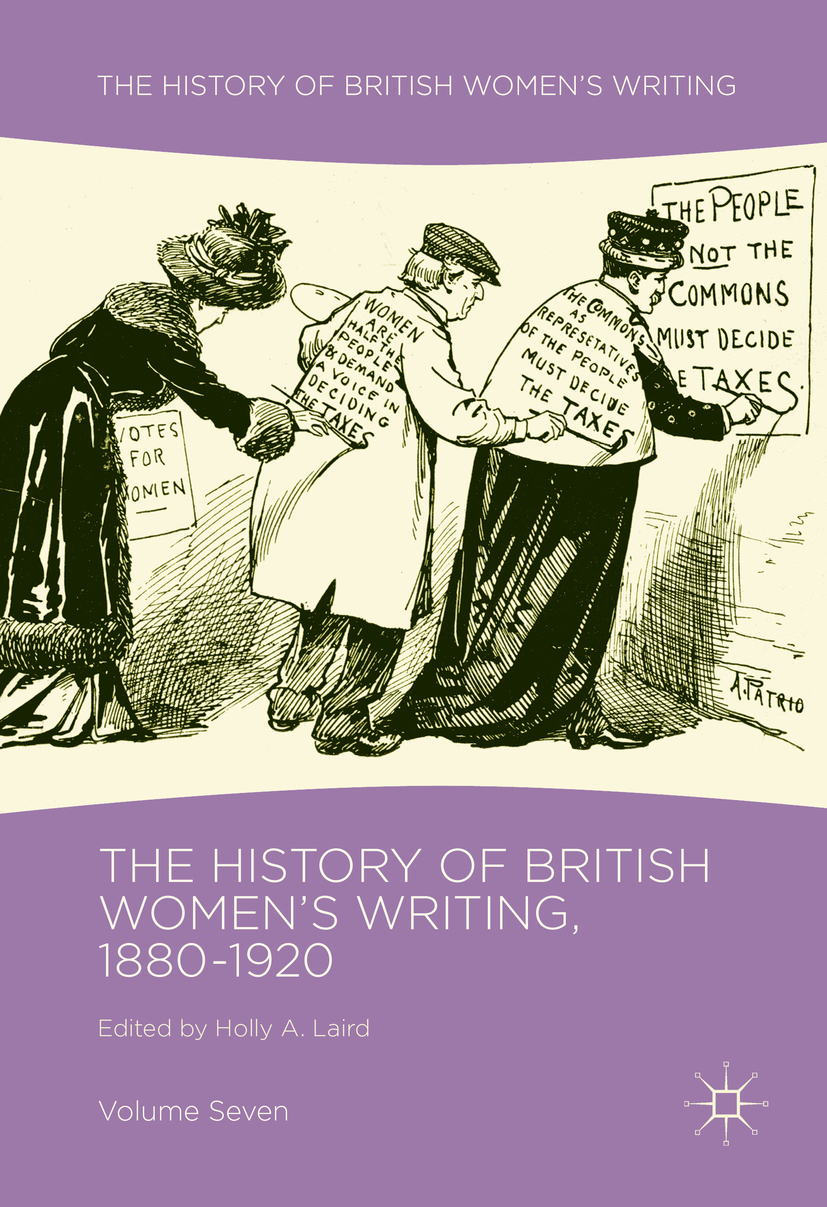 Laird, Holly A. - The History of British Women's Writing, 1880-1920, ebook
