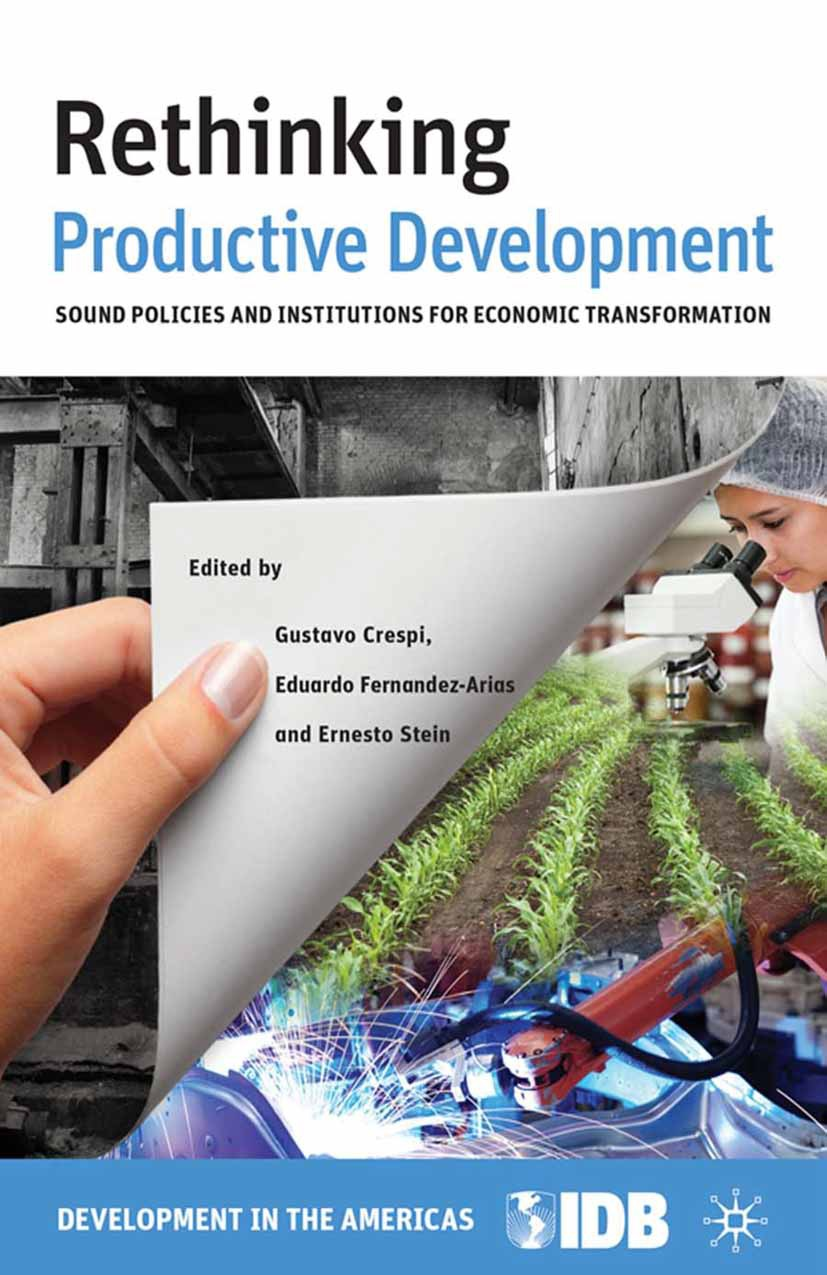 Crespi, Gustavo - Rethinking Productive Development, ebook
