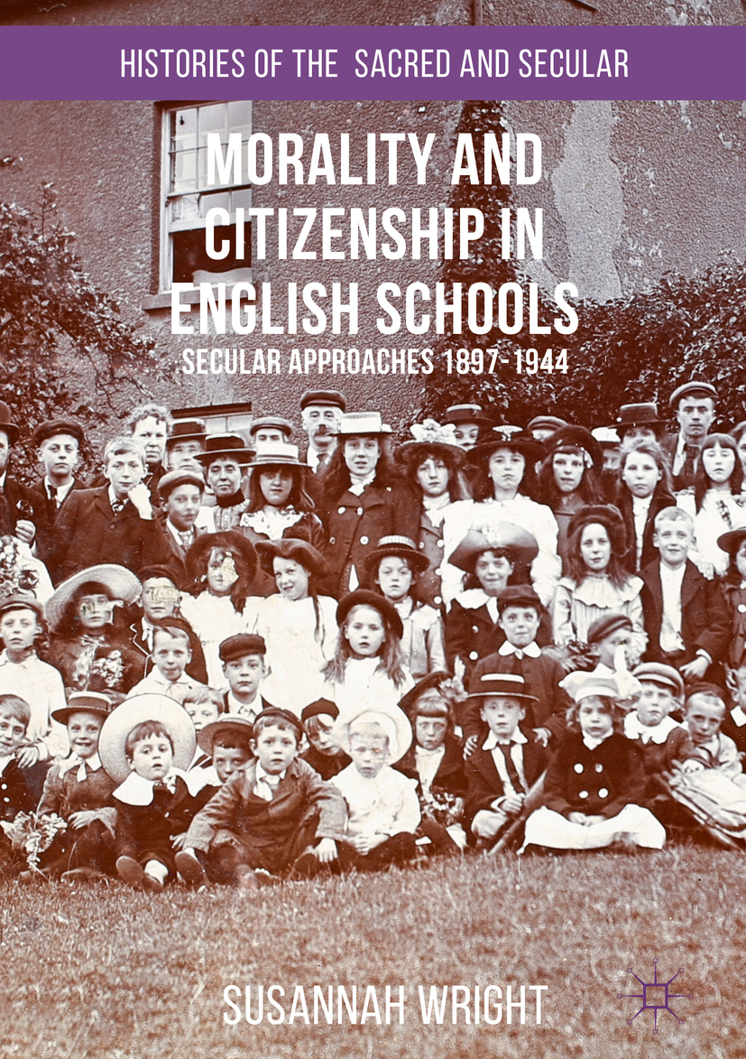 Wright, Susannah - Morality and Citizenship in English Schools, ebook