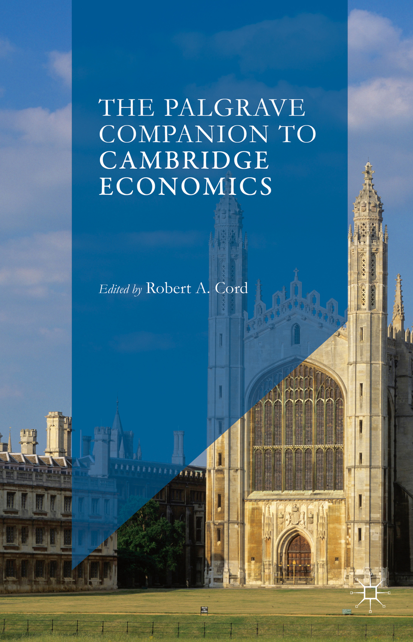 Cord, Robert A. - The Palgrave Companion to Cambridge Economics, ebook