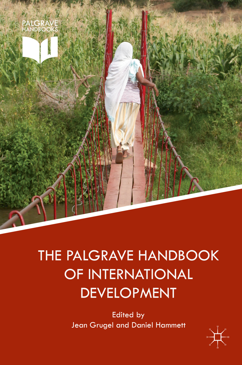 Grugel, Jean - The Palgrave Handbook of International Development, ebook