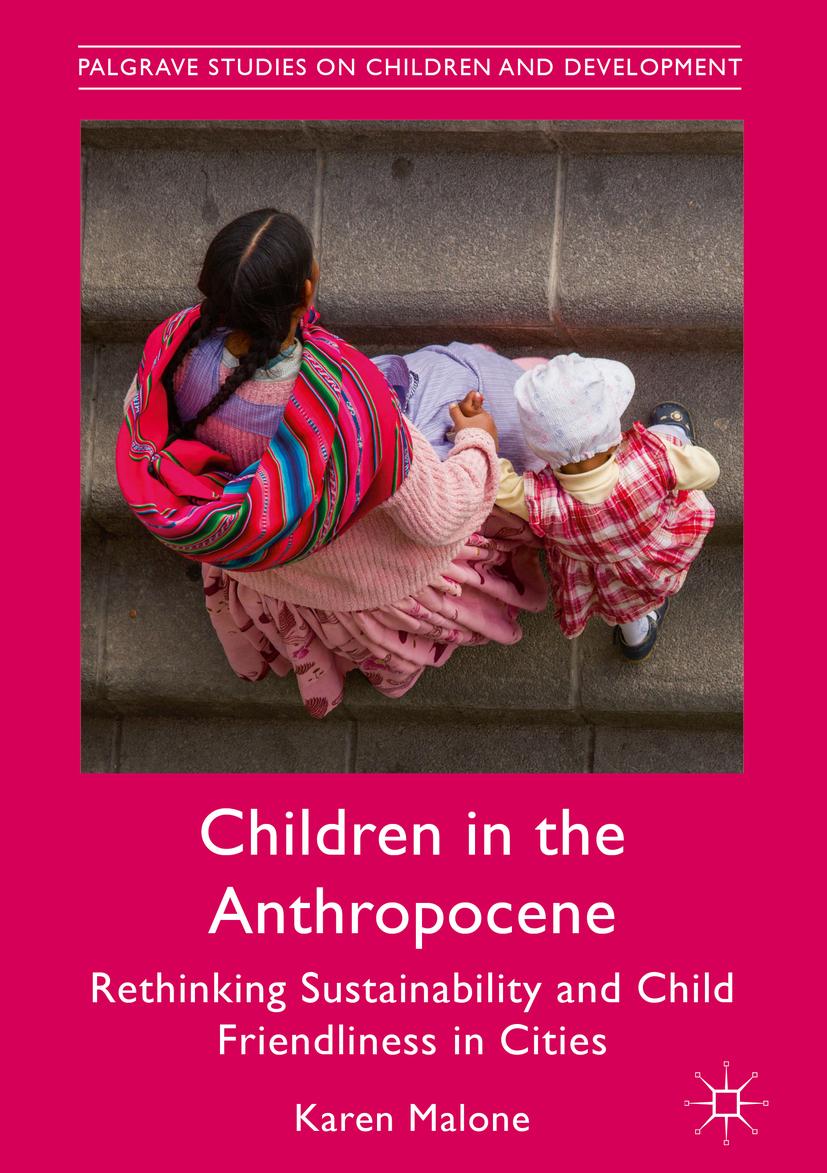 Malone, Karen - Children in the Anthropocene, ebook