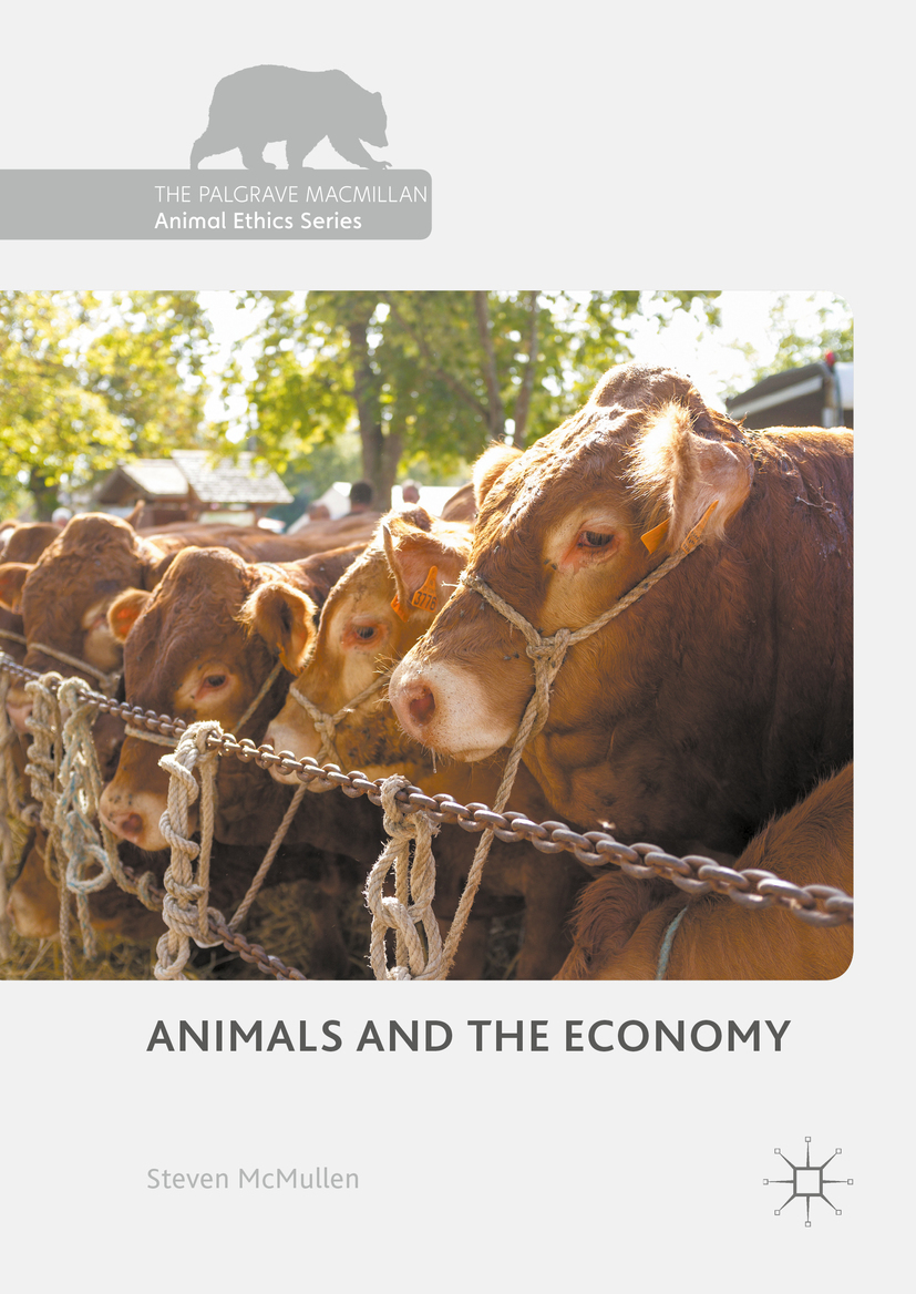 McMullen, Steven - Animals and the Economy, ebook