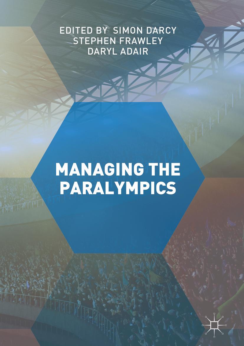 Adair, Daryl - Managing the Paralympics, ebook