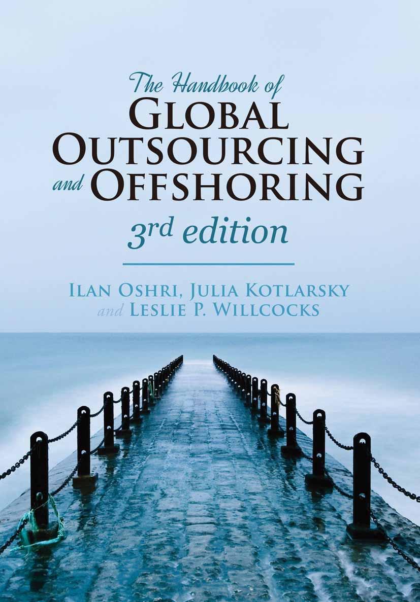 Kotlarsky, Julia - The Handbook of Global Outsourcing and Offshoring, ebook