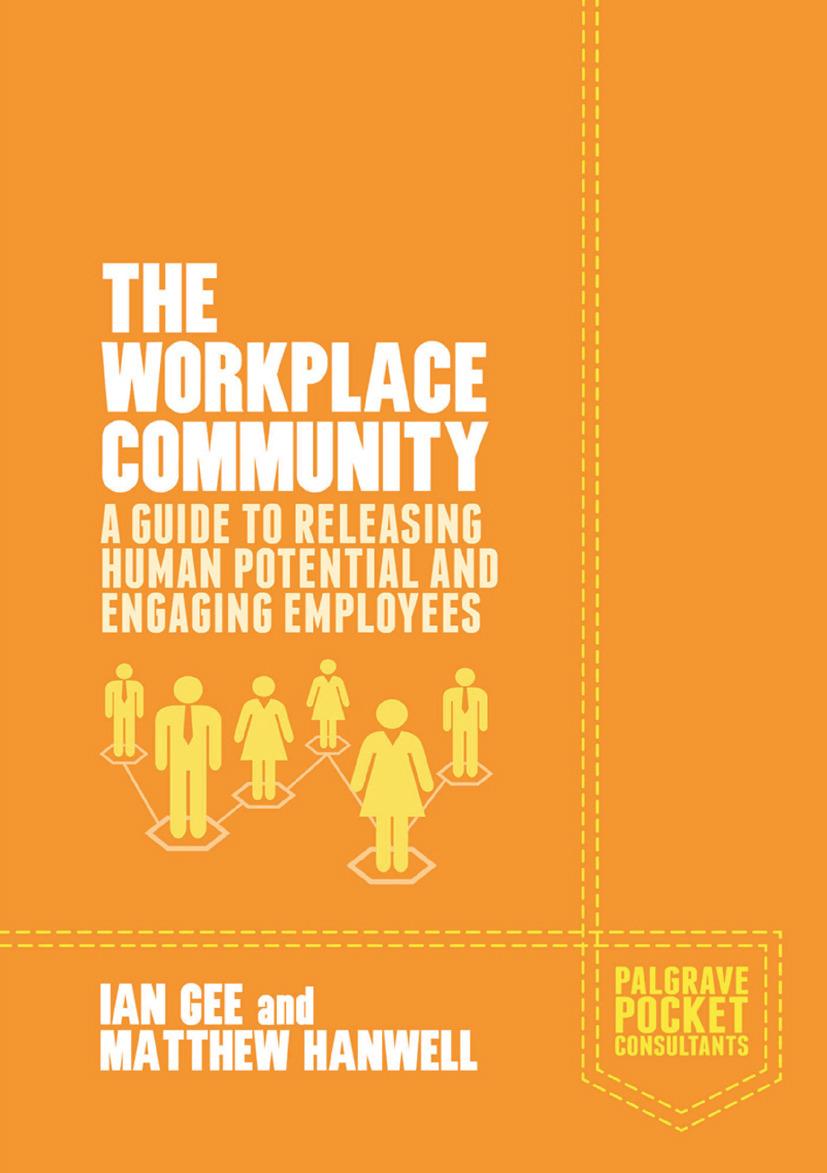 Gee, Ian - The Workplace Community, ebook