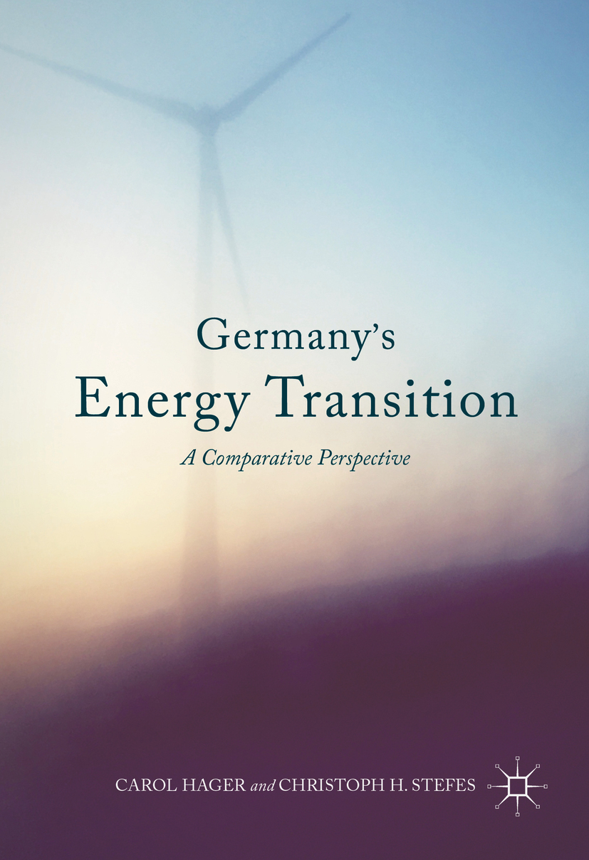 Hager, Carol - Germany's Energy Transition, ebook
