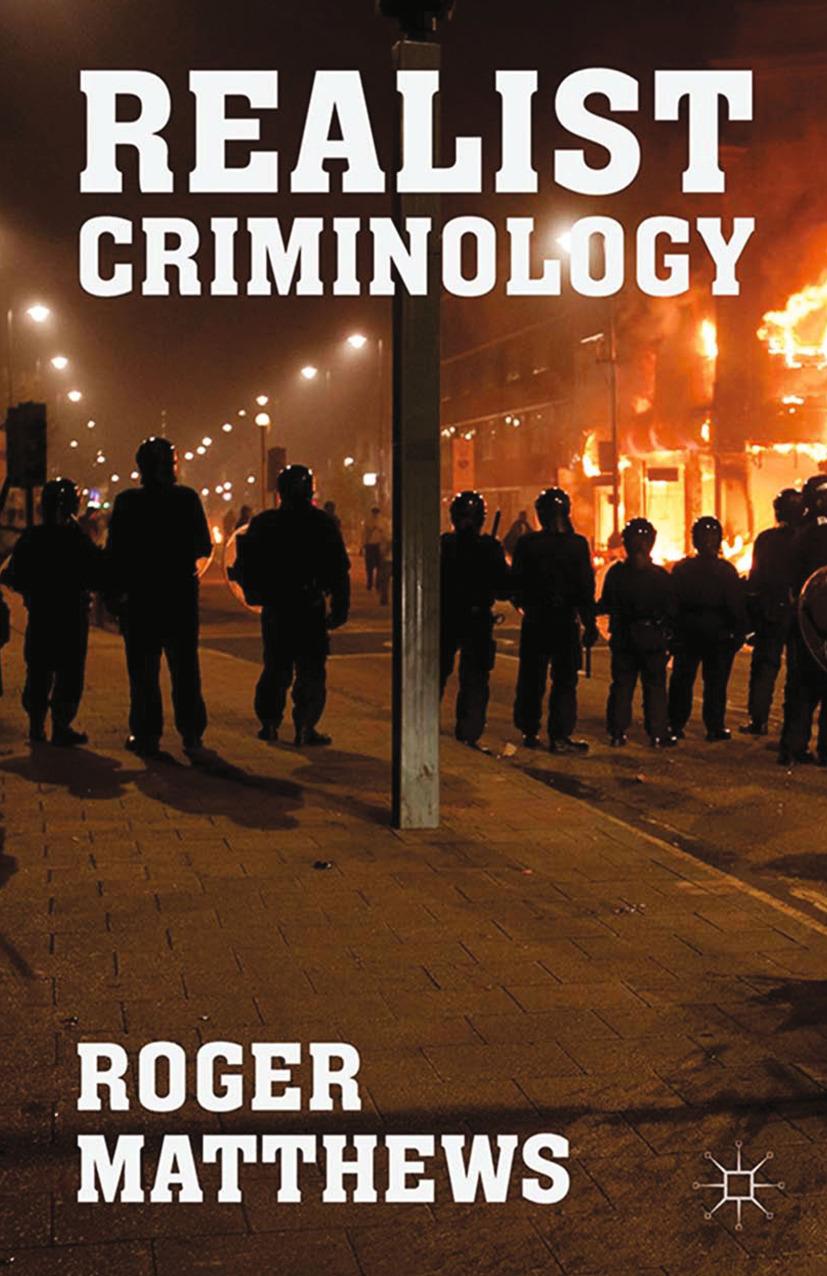 Matthews, Roger - Realist Criminology, ebook