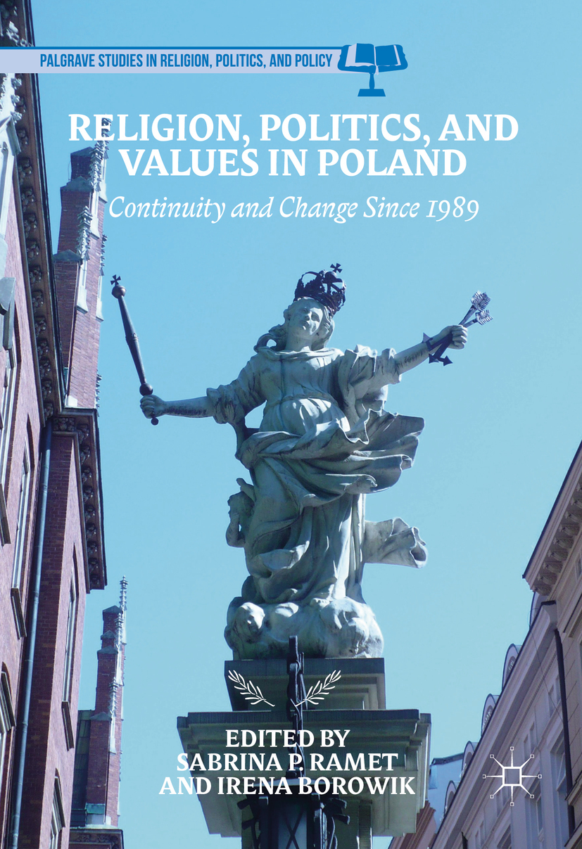 Borowik, Irena - Religion, Politics, and Values in Poland, ebook