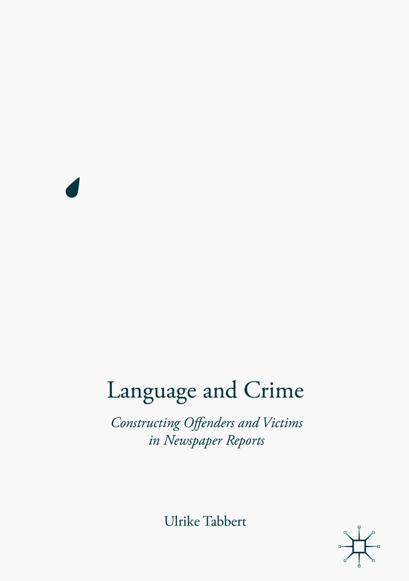 Tabbert, Ulrike - Language and Crime, ebook