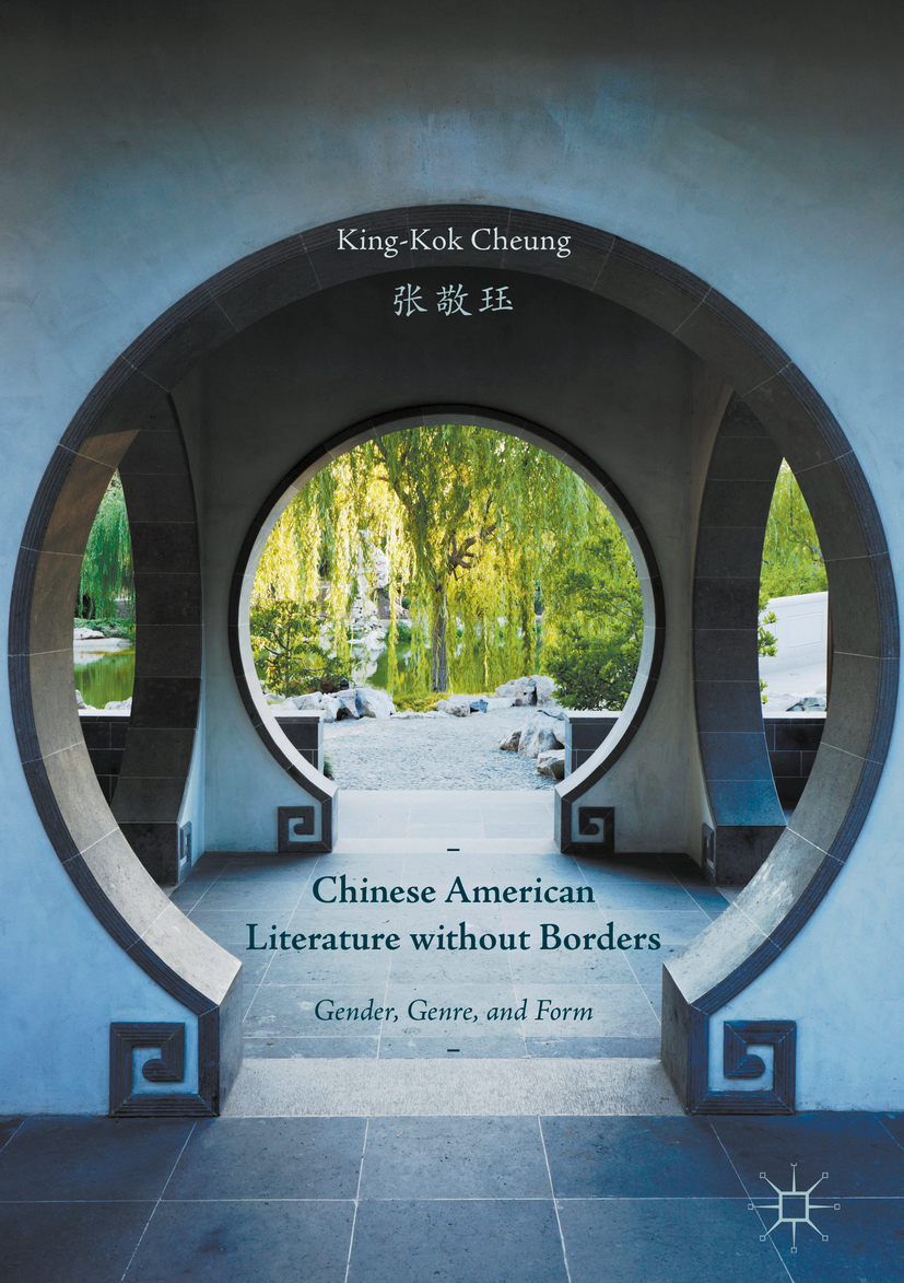 Cheung, King-Kok - Chinese American Literature without Borders, ebook