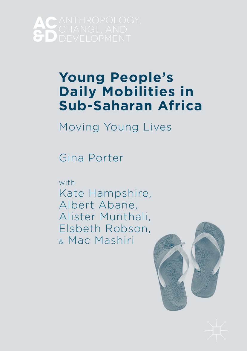 Abane, Albert - Young People's Daily Mobilities in Sub-Saharan Africa, ebook