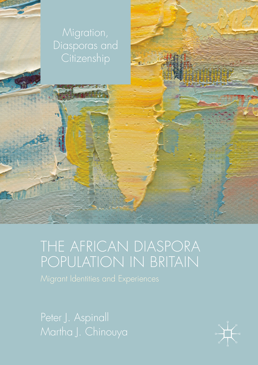 Aspinall, Peter J. - The African Diaspora Population in Britain, ebook