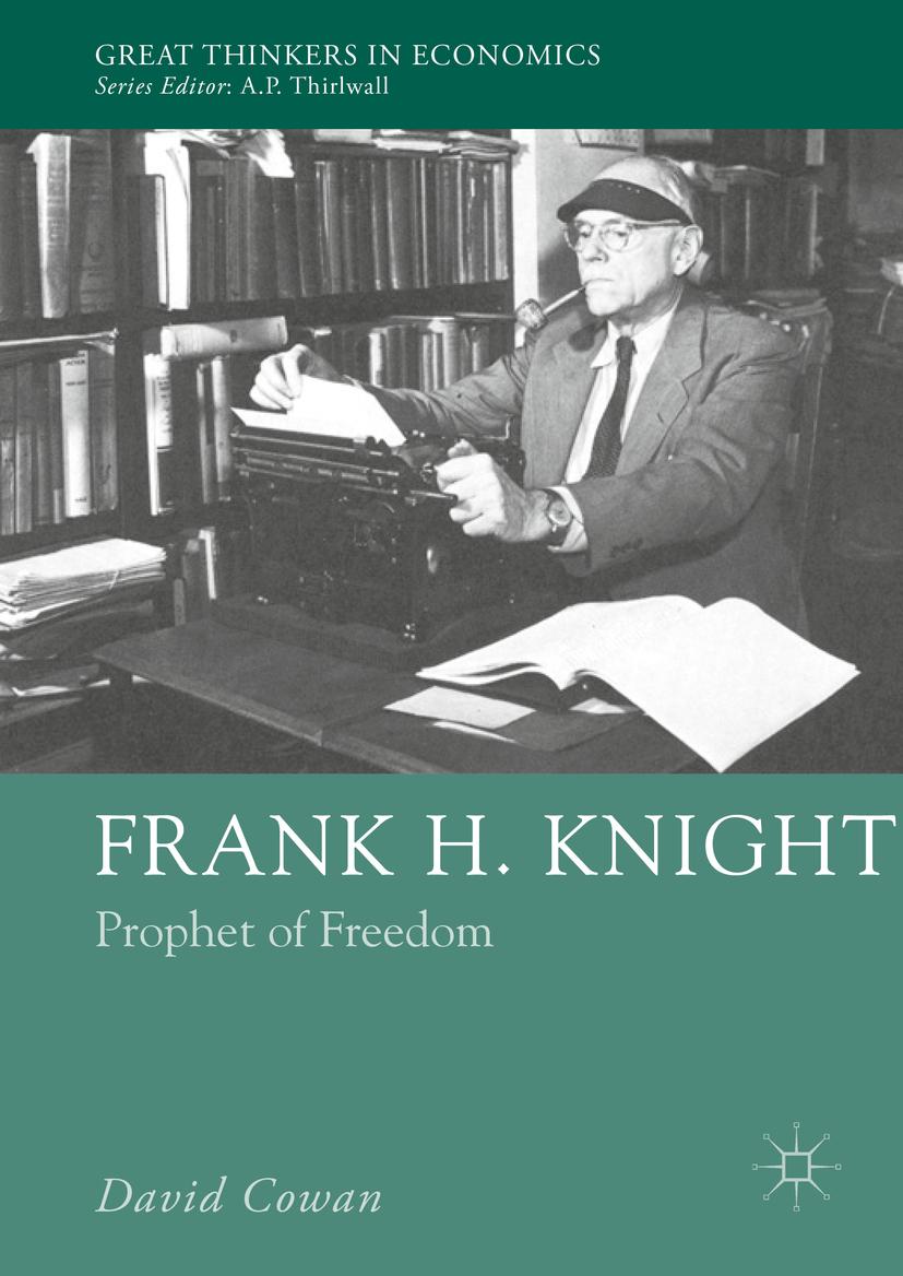 Cowan, David - Frank H. Knight, ebook