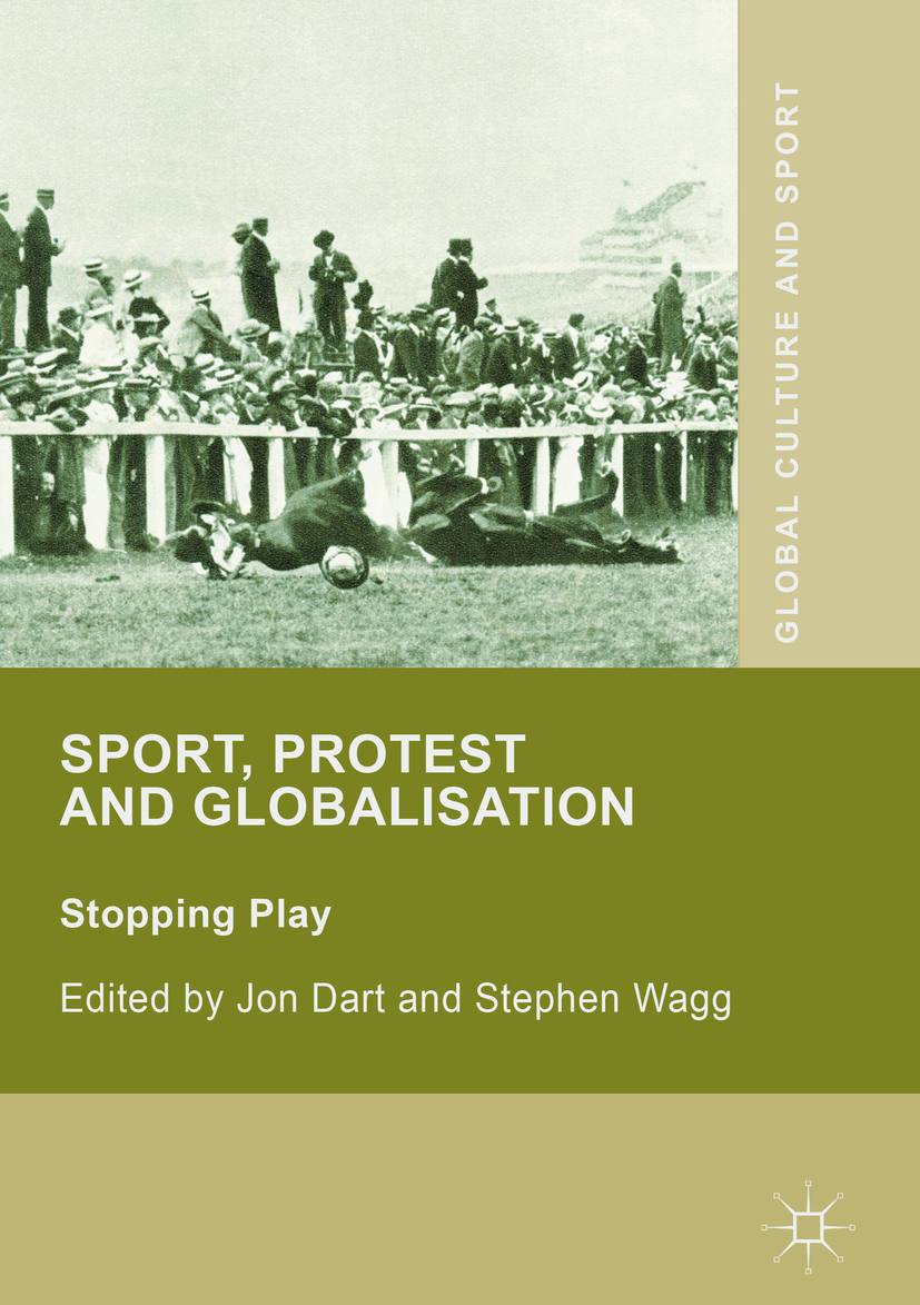 Dart, Jon - Sport, Protest and Globalisation, ebook