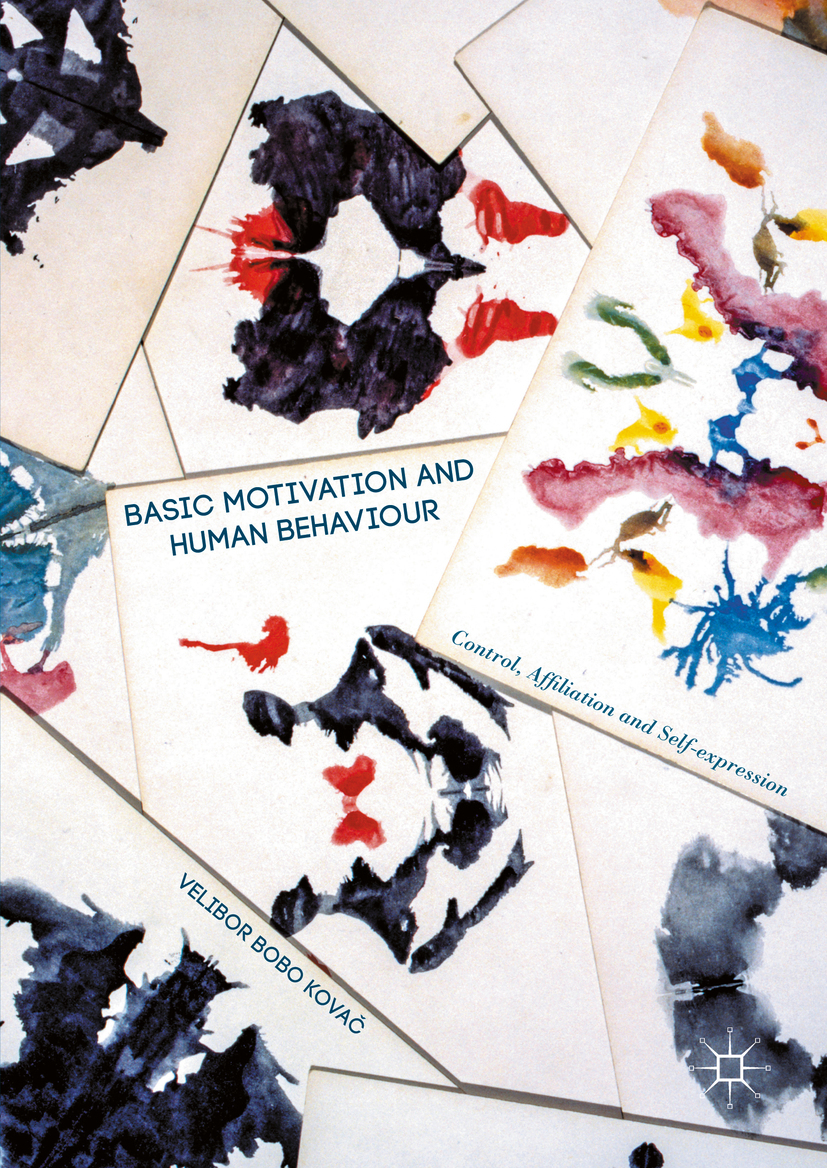 Kovac, Velibor Bobo - Basic Motivation and Human Behaviour, e-kirja