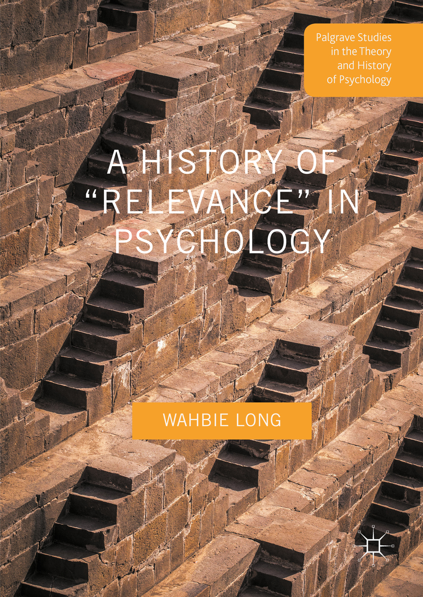 "Long, Wahbie - A History of ""Relevance"" in Psychology, ebook"
