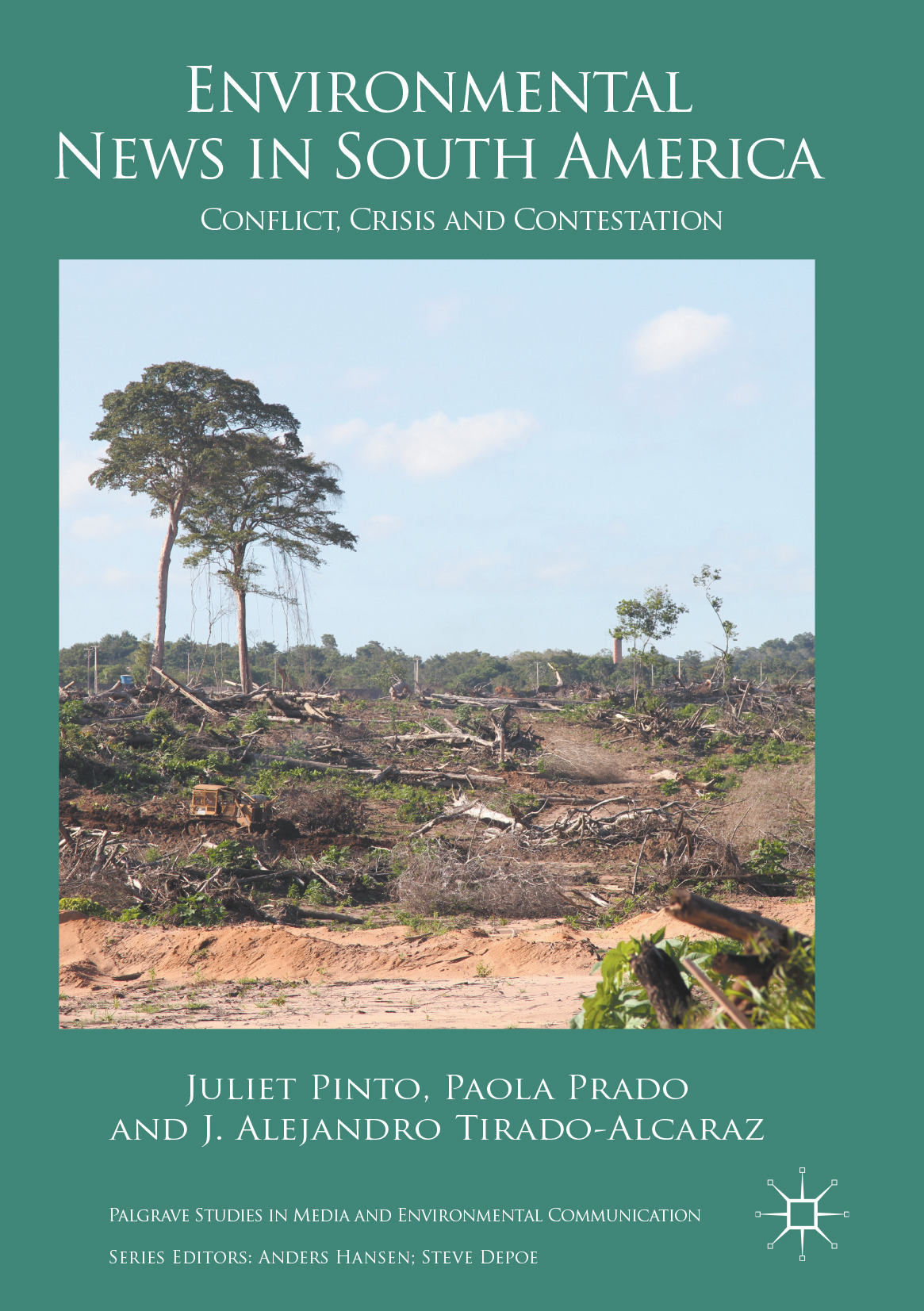 Pinto, Juliet - Environmental News in South America, ebook