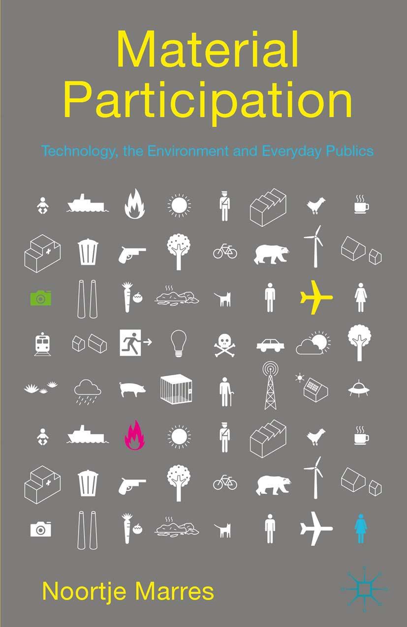 Marres, Noortje - Material Participation, ebook