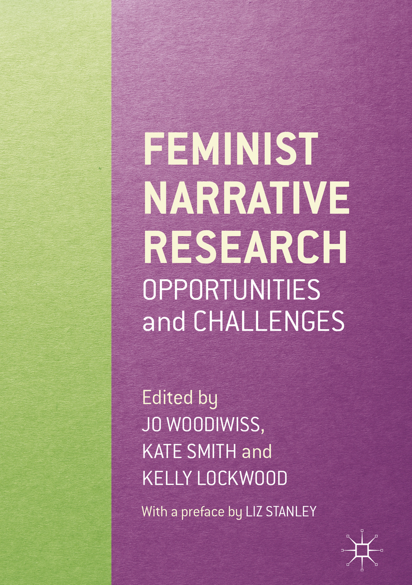 Lockwood, Kelly - Feminist Narrative Research, e-bok