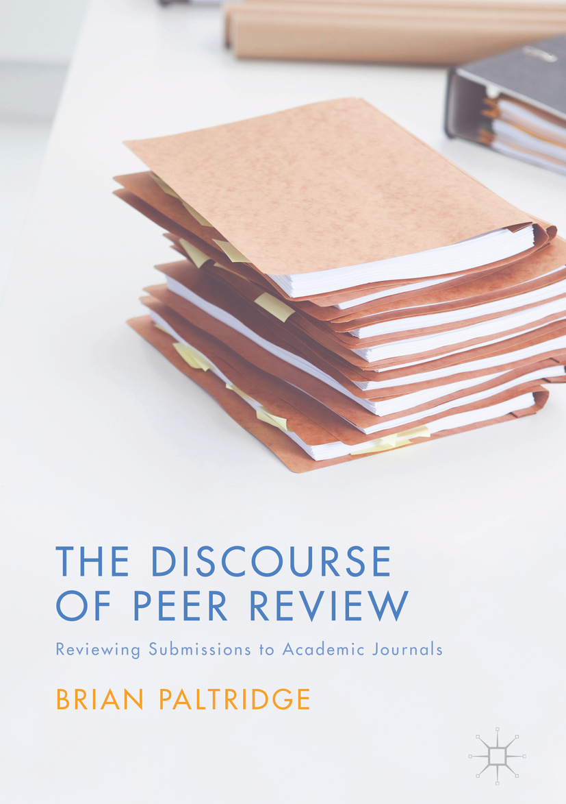 Paltridge, Brian - The Discourse of Peer Review, ebook