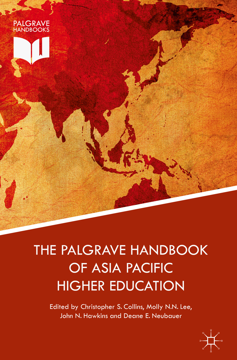 Collins, Christopher S. - The Palgrave Handbook of Asia Pacific Higher Education, ebook