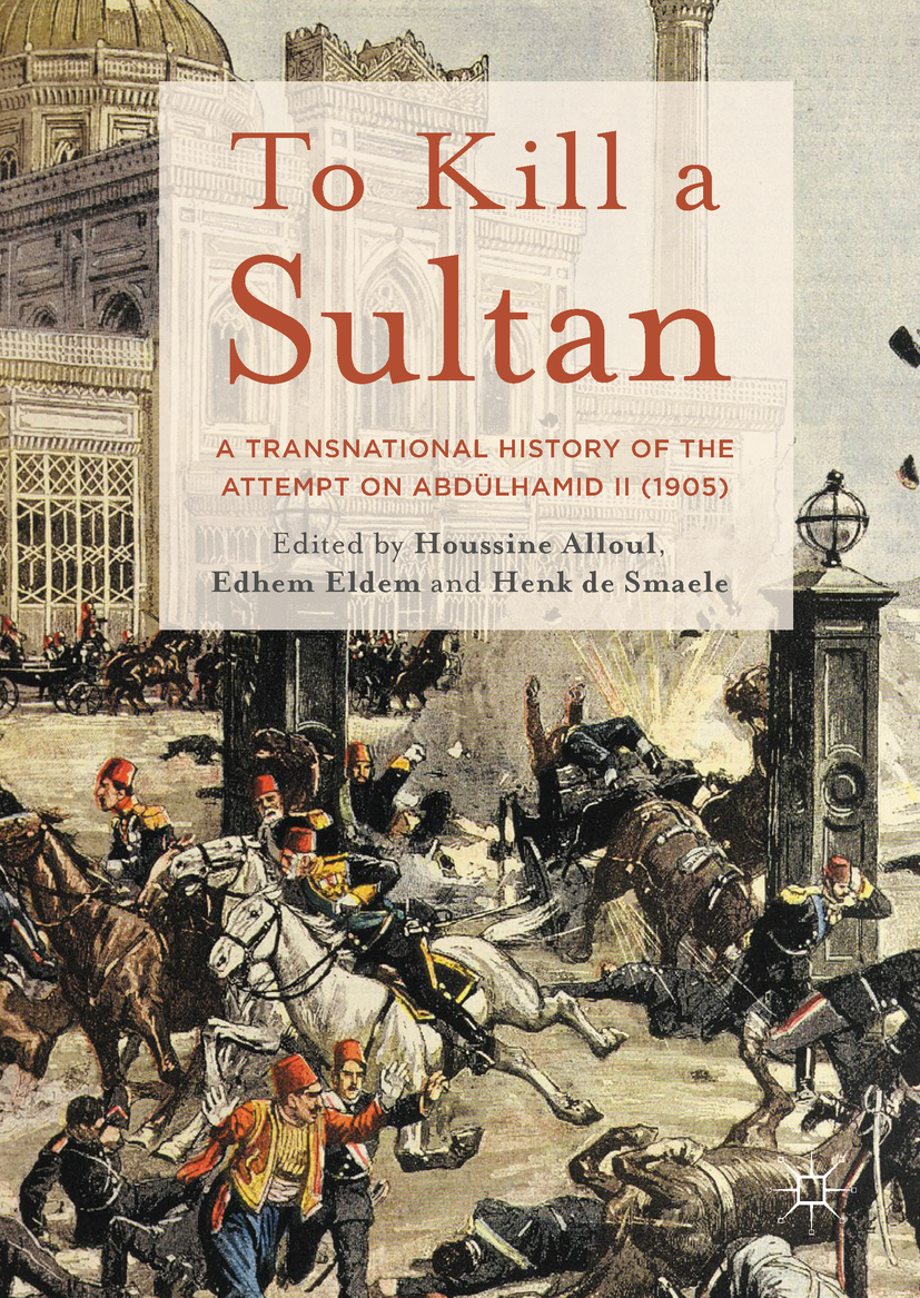 Alloul, Houssine - To Kill a Sultan, ebook