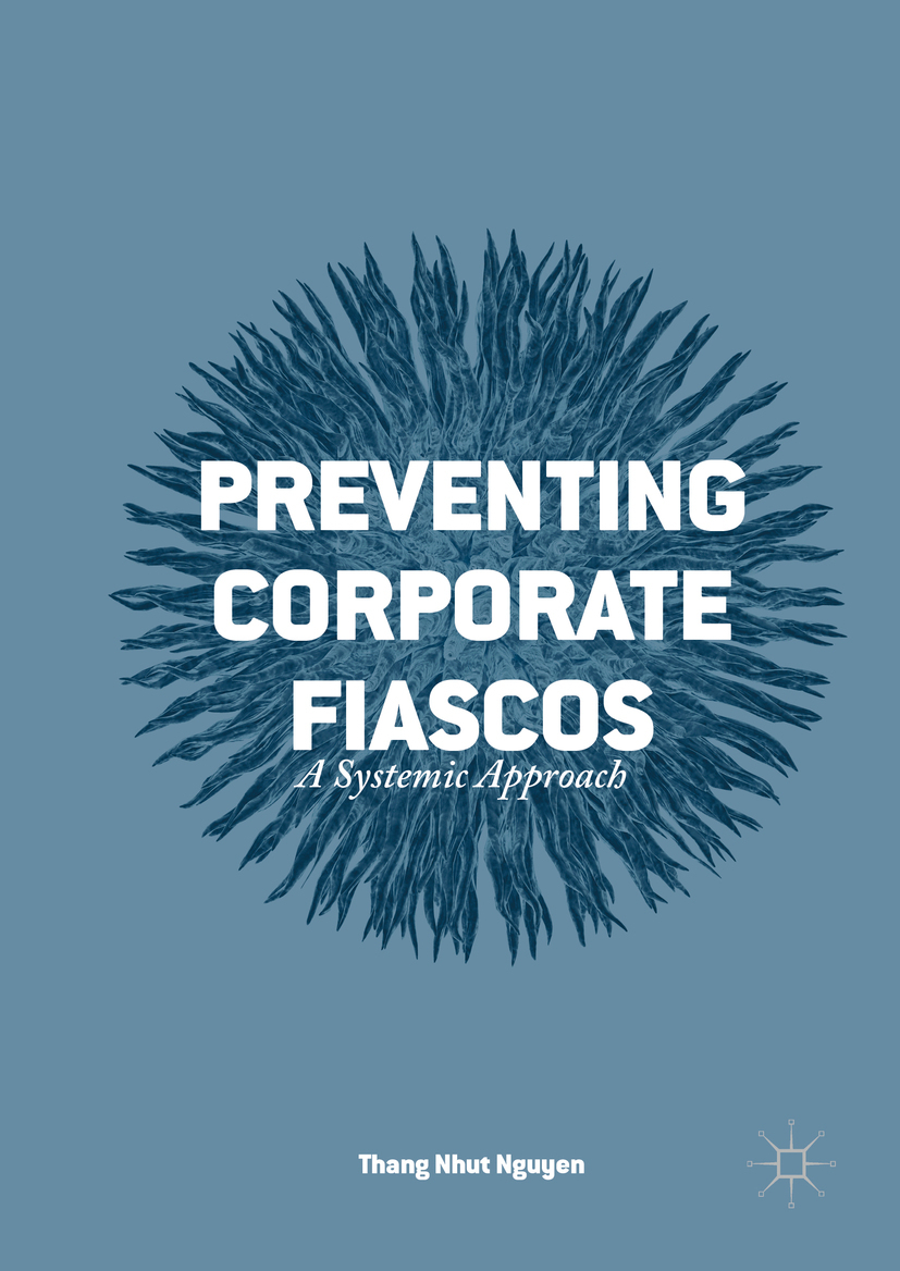 Nguyen, Thang Nhut - Preventing Corporate Fiascos, ebook