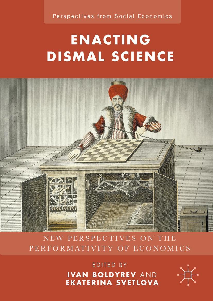 Boldyrev, Ivan - Enacting Dismal Science, ebook