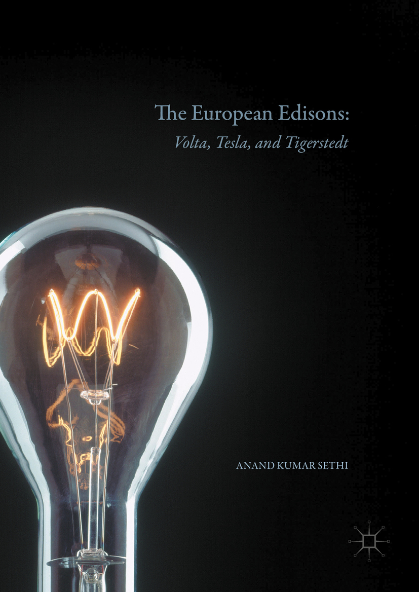 Sethi, Anand Kumar - The European Edisons, ebook