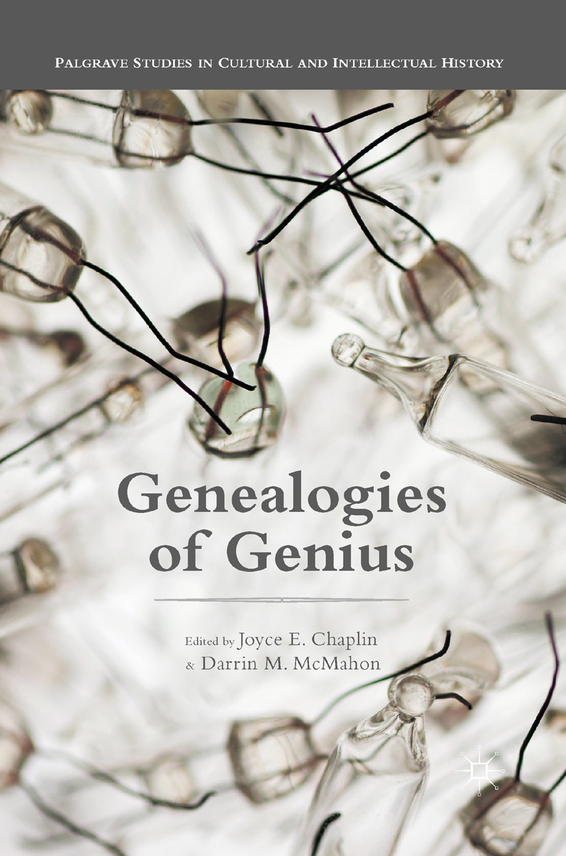 Chaplin, Joyce E. - Genealogies of Genius, ebook