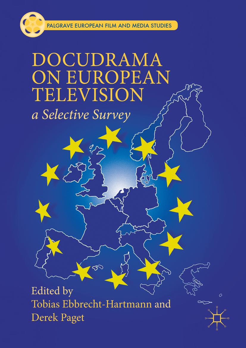 Ebbrecht-Hartmann, Tobias - Docudrama on European Television, e-kirja