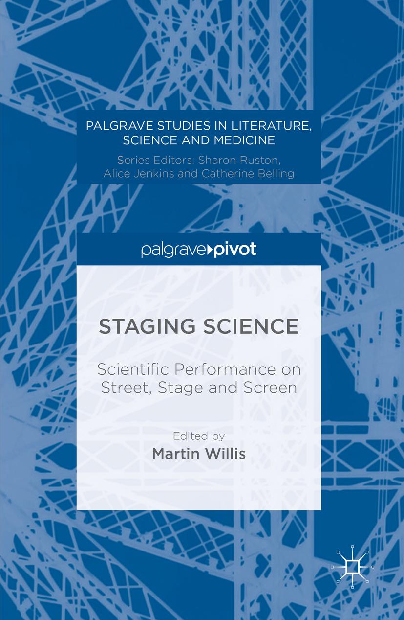 Willis, Martin - Staging Science, ebook