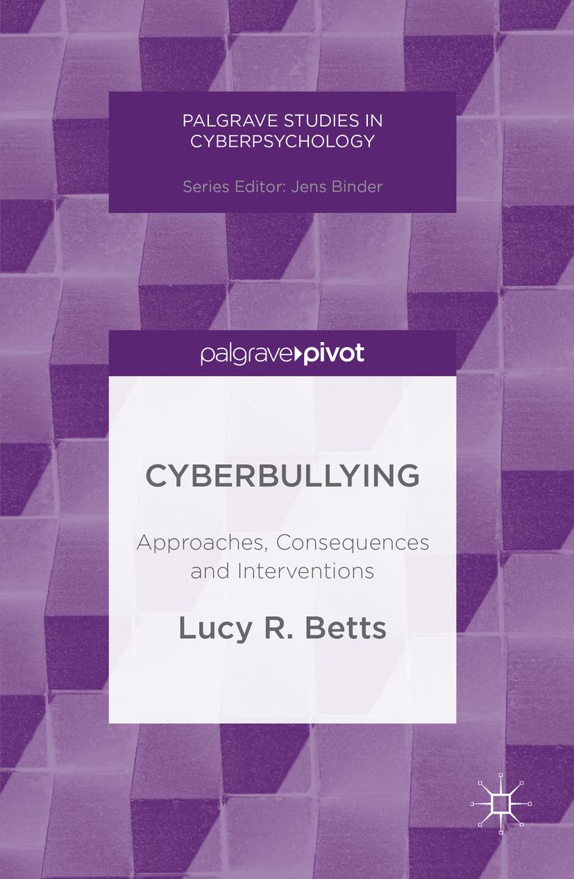 Betts, Lucy R. - Cyberbullying, ebook