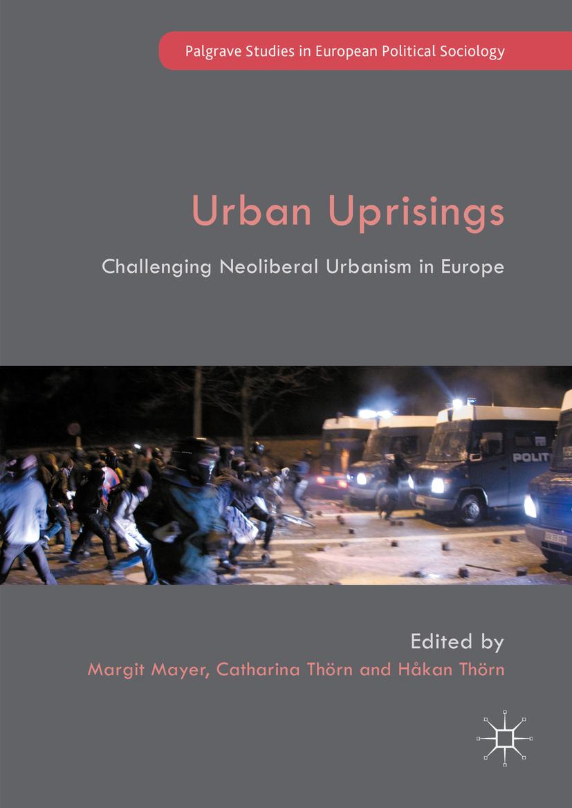 Mayer, Margit - Urban Uprisings, ebook