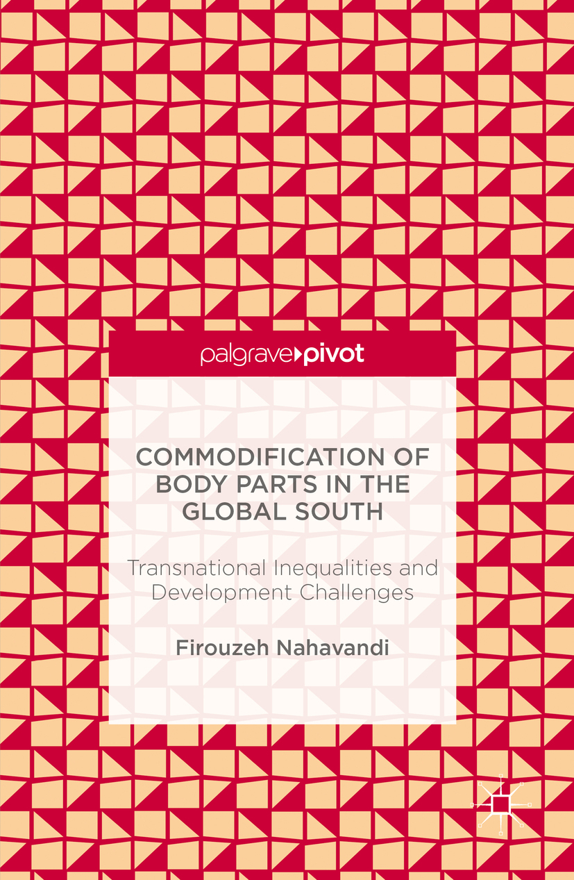 Nahavandi, Firouzeh - Commodification of Body Parts in the Global South, ebook