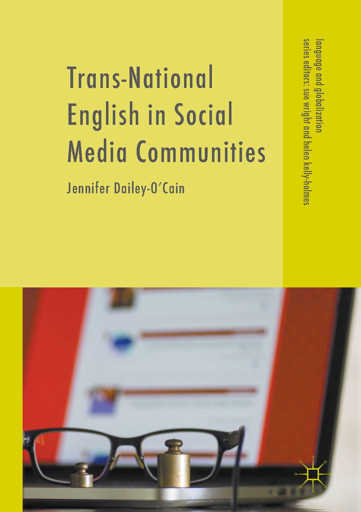 Dailey-O'Cain, Jennifer - Trans-National English in Social Media Communities, ebook