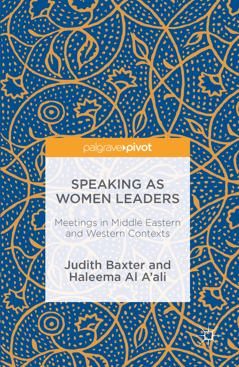 A'ali, Haleema Al - Speaking as Women Leaders, e-bok