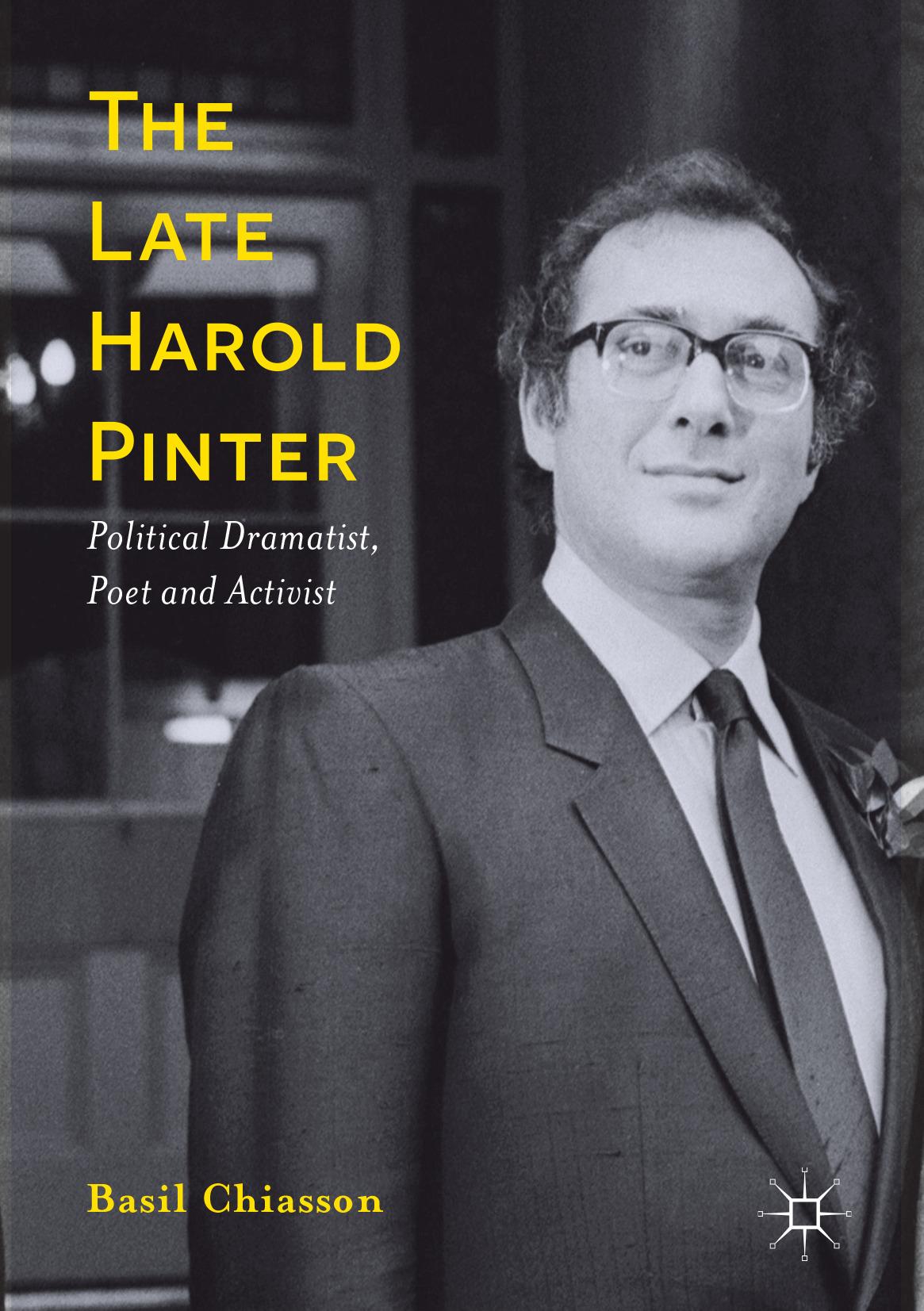 Chiasson, Basil - The Late Harold Pinter, ebook