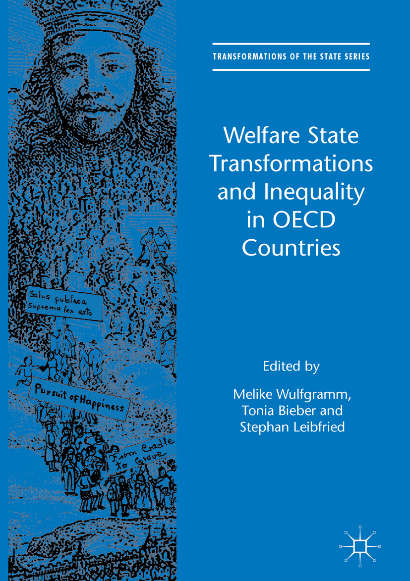 Bieber, Tonia - Welfare State Transformations and Inequality in OECD Countries, ebook