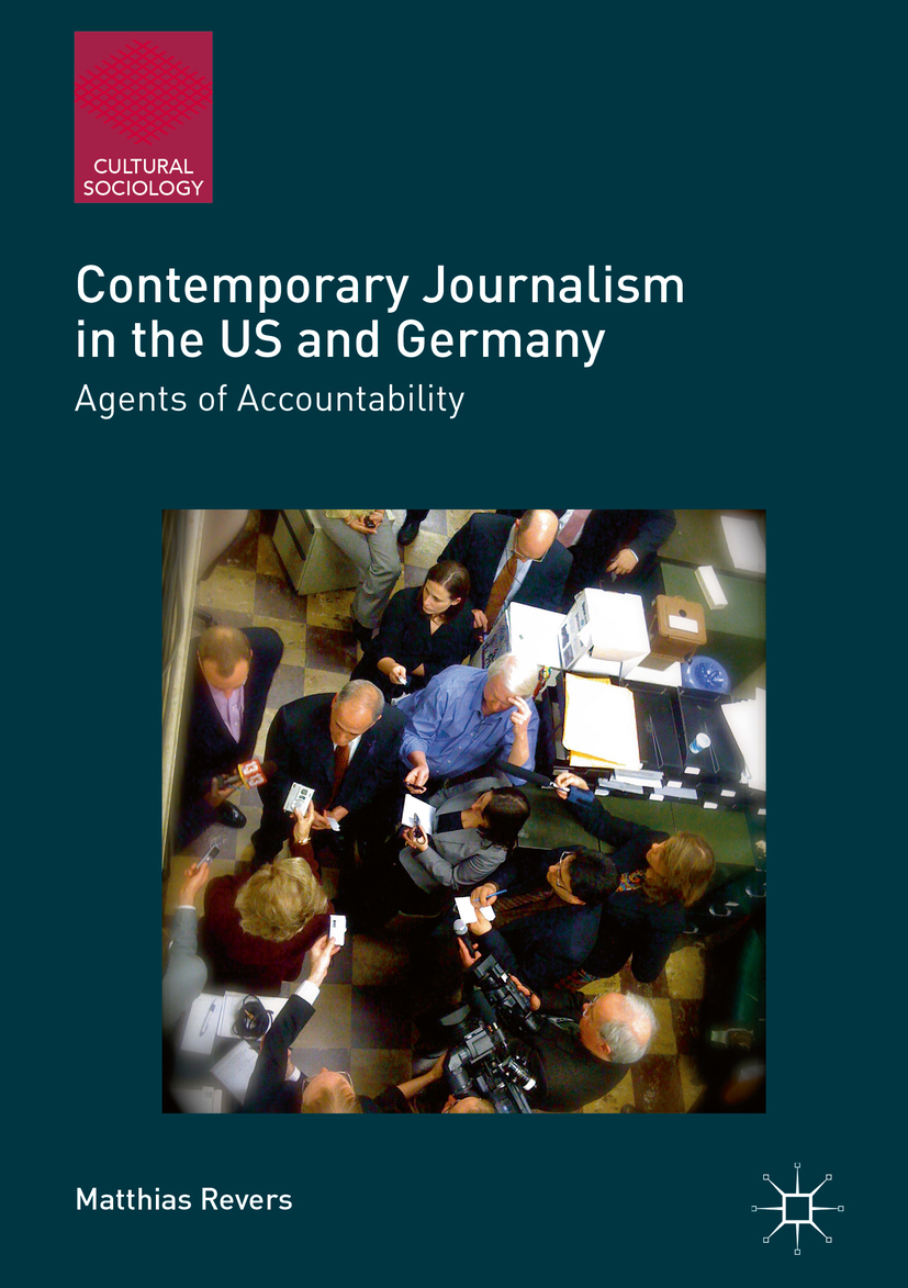 Revers, Matthias - Contemporary Journalism in the US and Germany, ebook