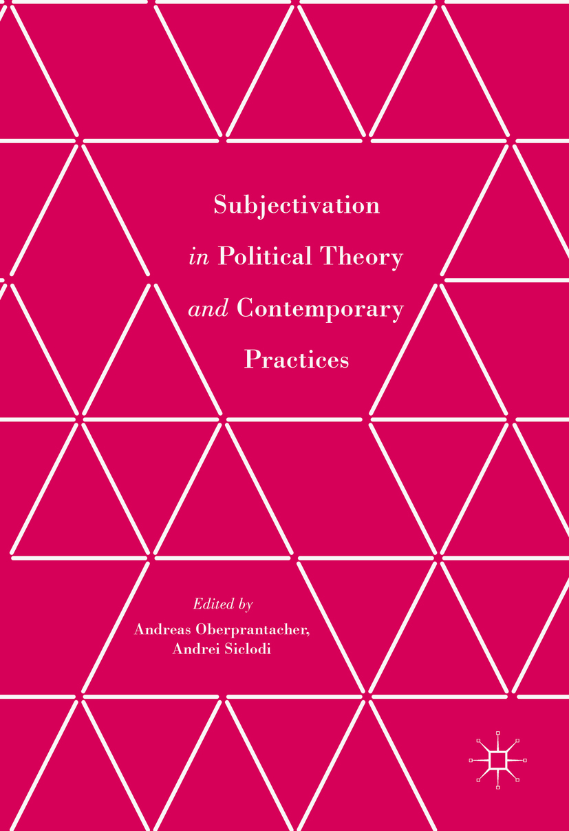 Oberprantacher, Andreas - Subjectivation in Political Theory and Contemporary Practices, ebook