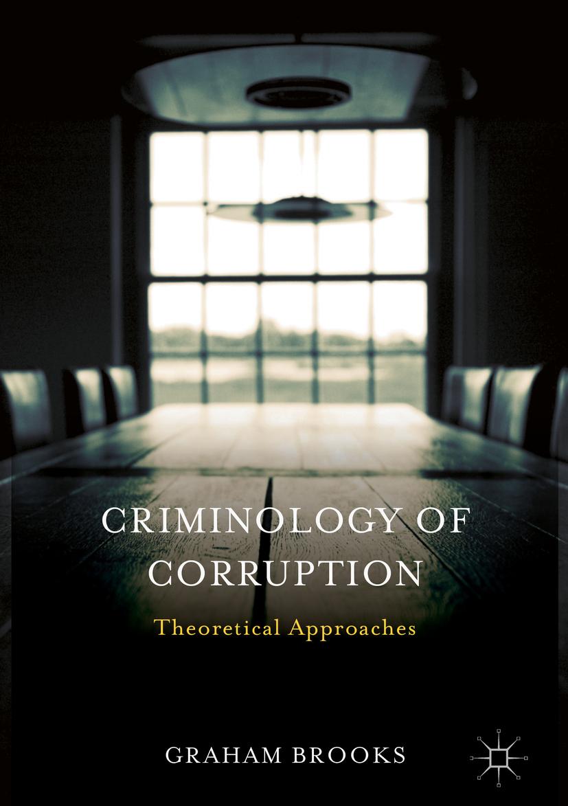 Brooks, Graham - Criminology of Corruption, ebook