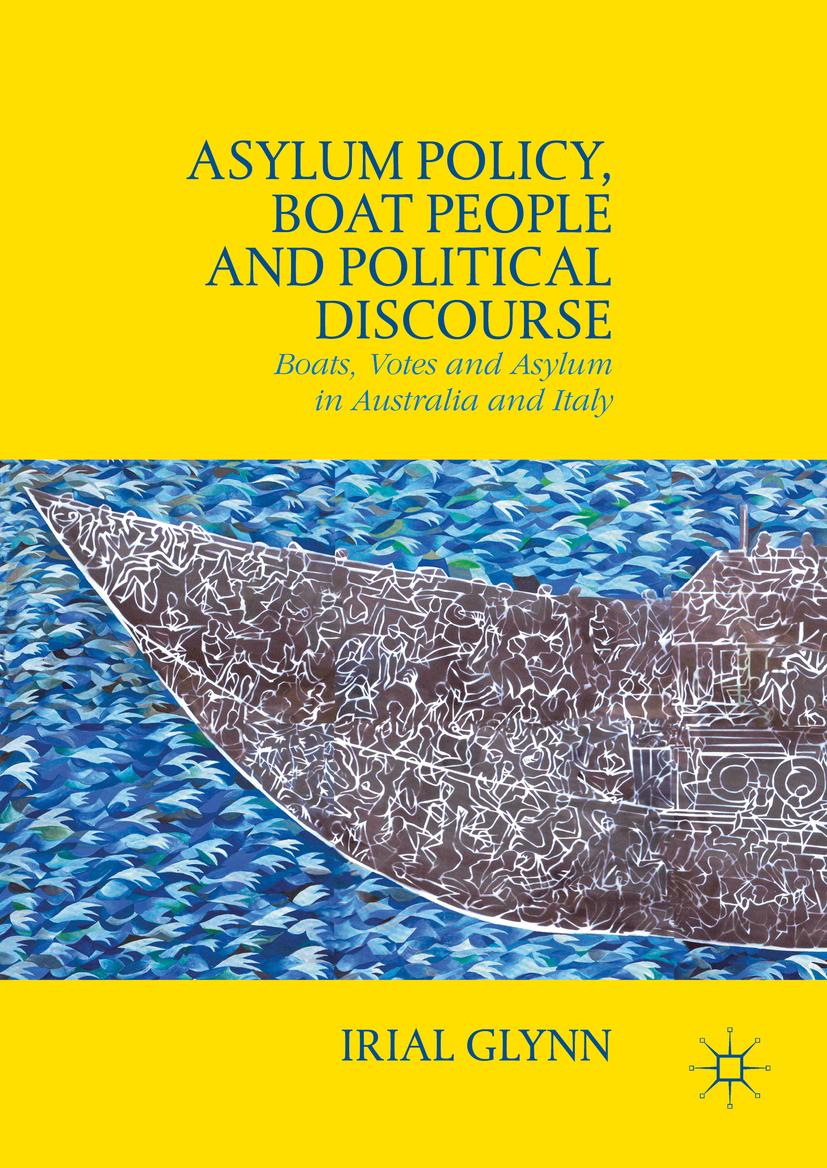 Glynn, Irial - Asylum Policy, Boat People and Political Discourse, e-bok